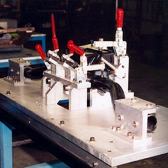 Machine, Weld and Inspection Fixtures